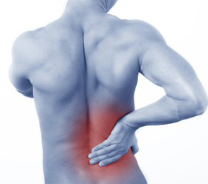 Back pain at The Acupuncture Works in Lewes